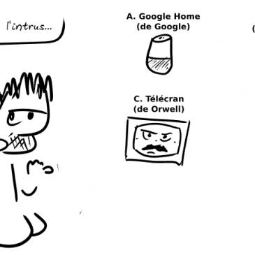 Allergie au Google Home