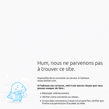 Mauvaise nouvelle: Twitter va fermer ses portes