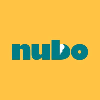 Logo de Nubo, coopérative numérique qui fédère des assos belges
