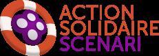 logo de l'asso solidaire scenari