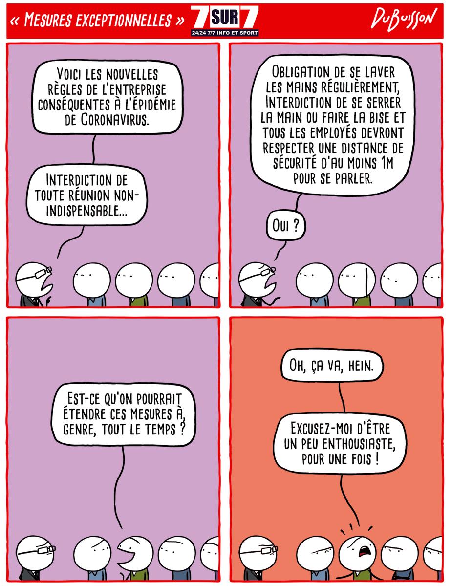 Dessin de Dubuisson