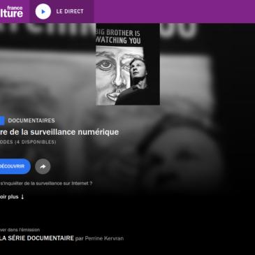 À l'ère de la surveillance numérique – Interview d'Antoine Tricot