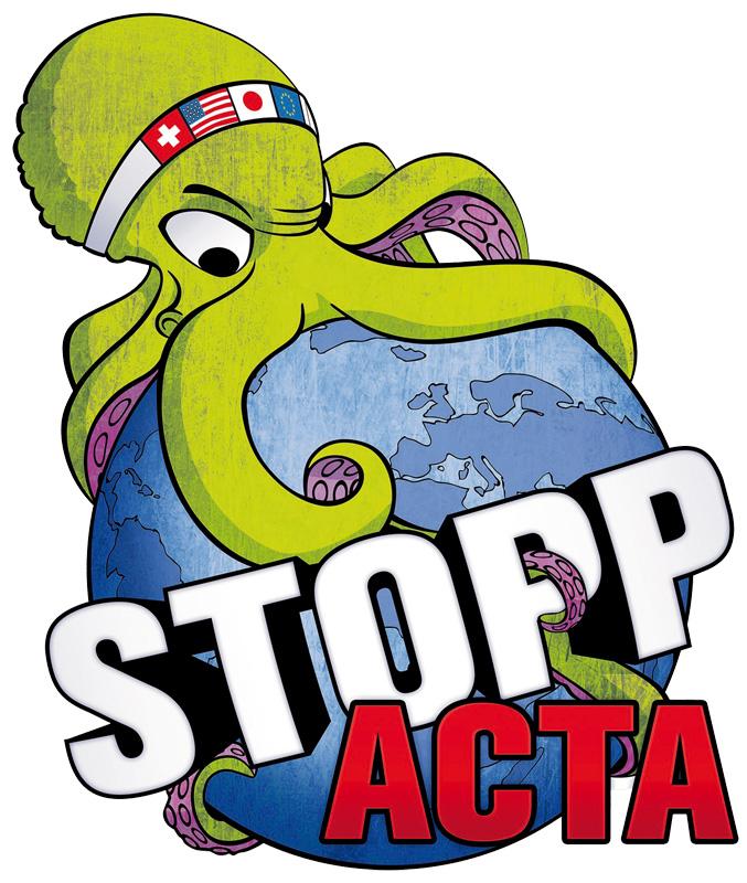Par exemple, l'action conjointe de la Quadrature du Net, du Parti Pirate (notamment allemand), Anonymous (DoS), de la mobilisation citoyenne (manifestations dans toute l'Europe), et peut-être d'autres acteurs que j'oublie, a permis de stopper ACTA.