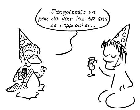 Linux trentenaire